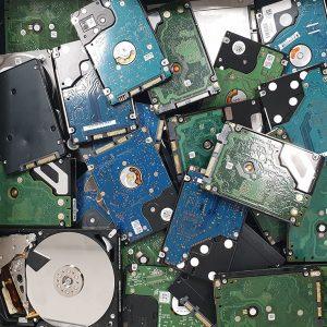 Festplatten-Vernichtung